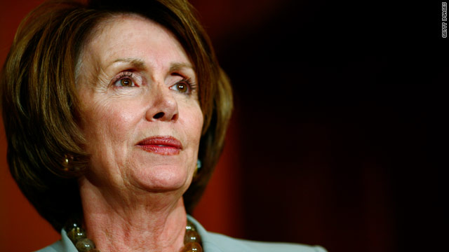 Pelosi: There is a war on women