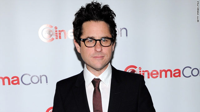 J.J. Abrams collaborating on a novel