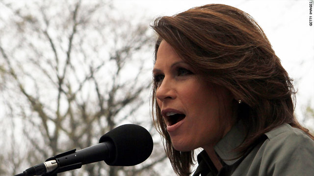 Bachmann:  Government shutdown is an admission of failure