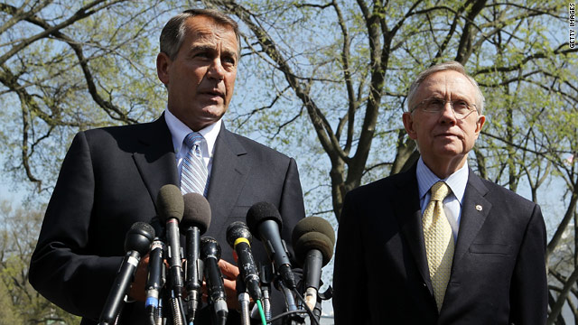 Reid, Boehner release joint statement on White House meeting