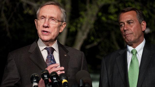 Reid: Congress close to a budget agreement