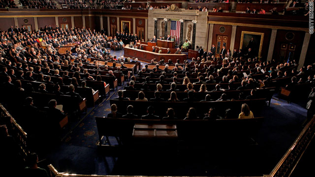 House passes one-week funding bill