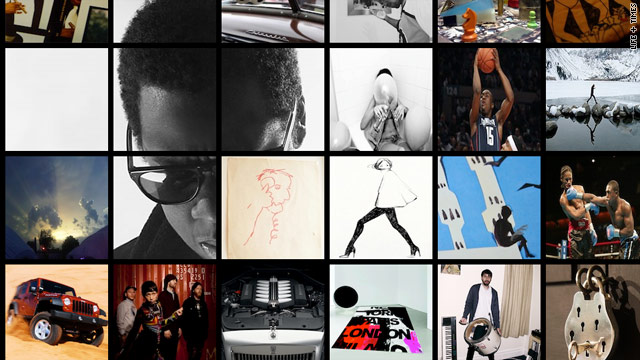 Jay-Z launches new web site