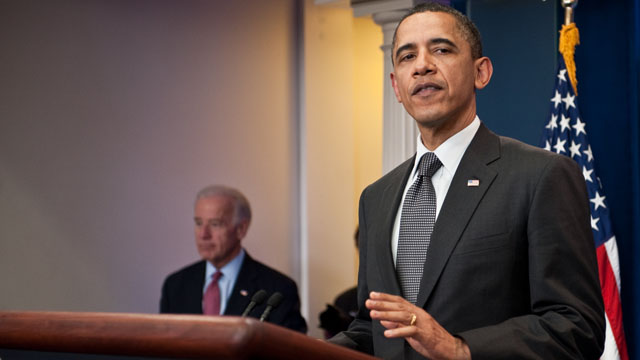 Obama: Progress made at night meeting, but no budget deal yet