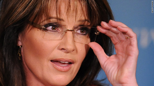 Palin unfavorable rating reaches new high