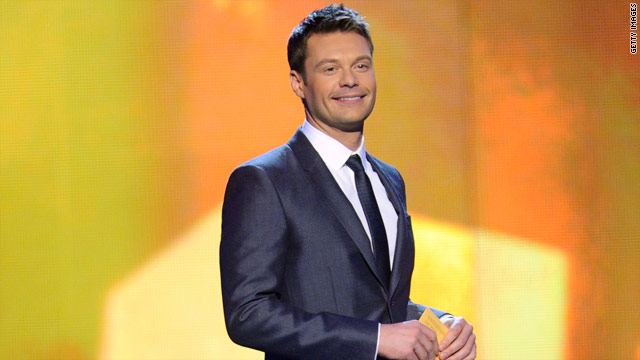 Ryan Seacrest tops reality power list