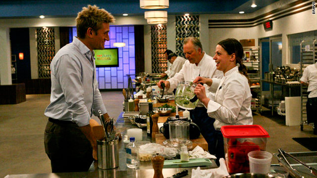 'Top Chef: Masters' doesn't taste quite right