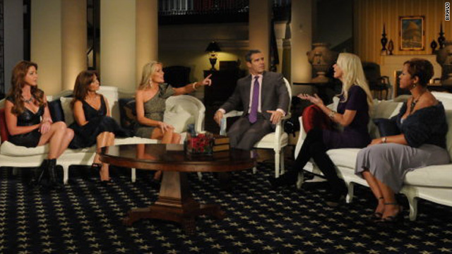 'Real Housewives of D.C.' officially canceled