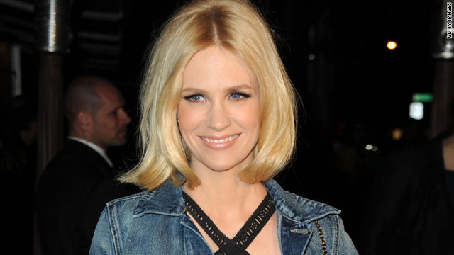 January Jones: 'Mad Men' doesn't pay well