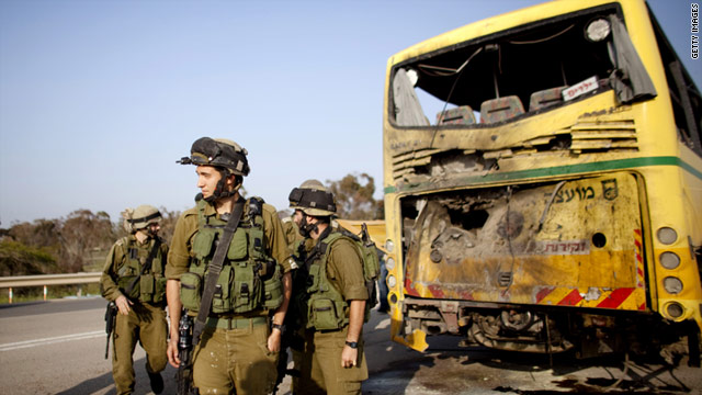Hamas claims responsibility for Israel attack, announces cease-fire