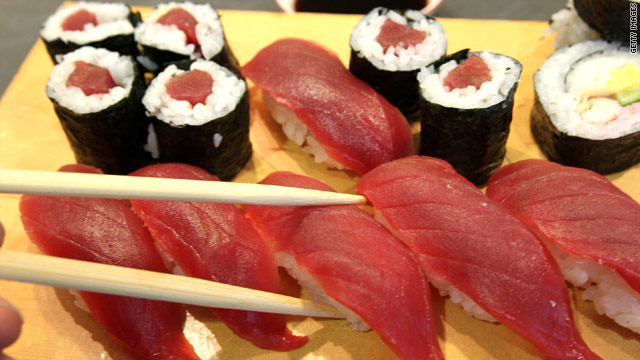 Paging Jeremy Piven – the perils of sushi pollution