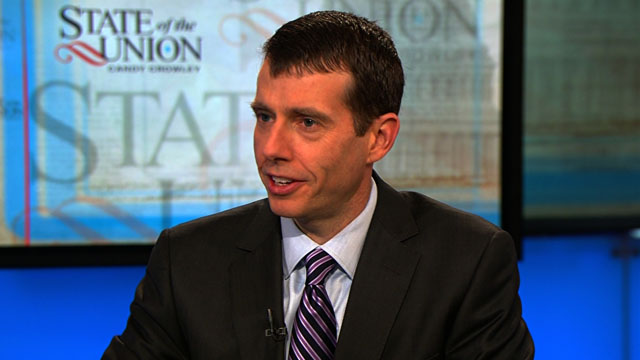 Plouffe: Don't play 'political chicken'