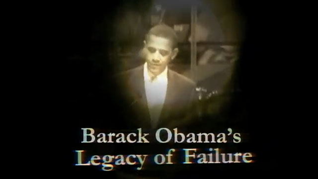 Conservative group puts out anti-Obama TV ad