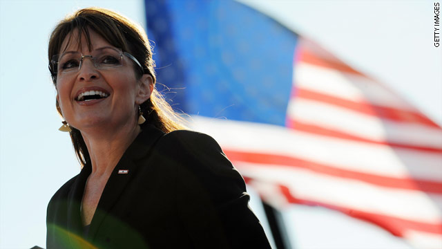Palin gives Trump some verbal support on birther issue
