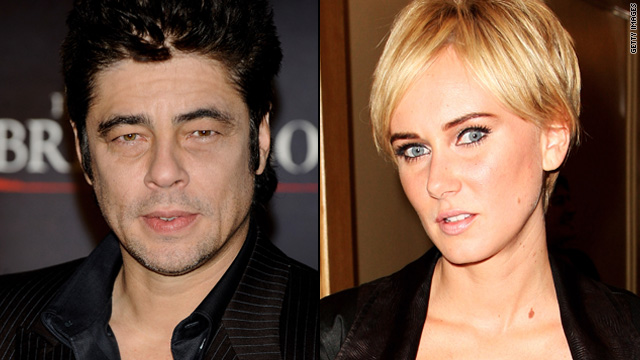 Benicio Del Toro and Kimberly Stewart are expecting