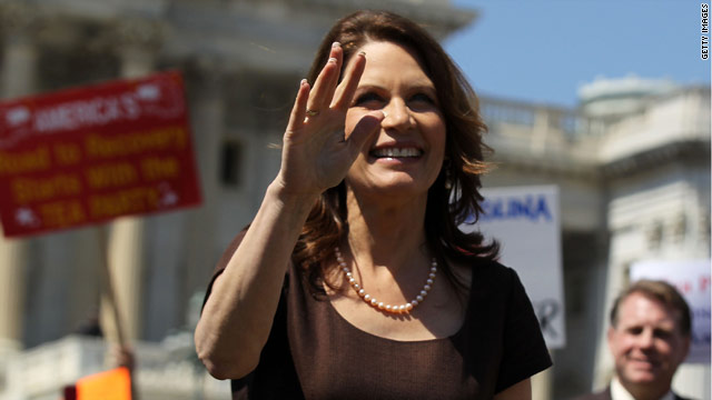 Bachmann: A one-term president