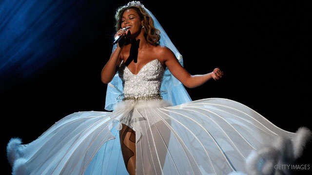 Beyonce lends star power to Michelle Obama's initiative