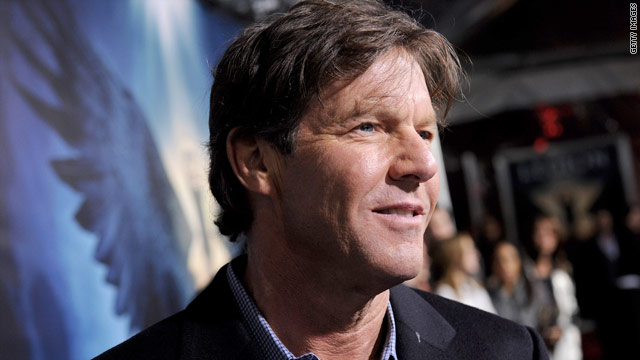 Dennis Quaid: Cocaine was my biggest mistake