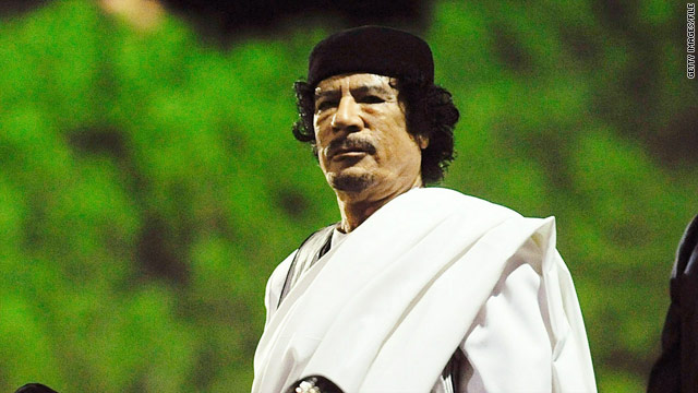 None of us was Gadhafi's lover, one of his nurses says