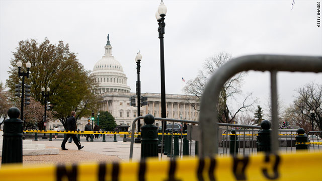 CNN Poll: Majority support deal to avert government shutdown