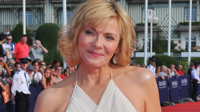 Kim Cattrall: I'm not ashamed of my wrinkles