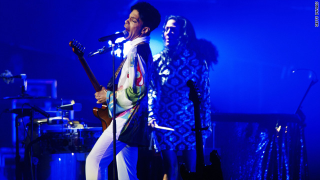 Prince to play '21 Nite Stand' in Los Angeles