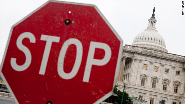 D.C.'s holiday gift: More gridlock