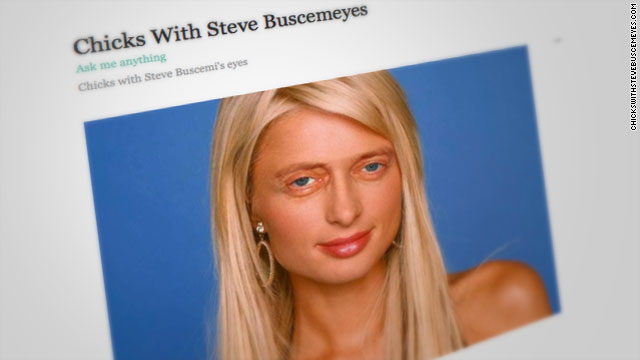 Have you seen &#039;Chicks with Steve Buscemeyes&#039;?