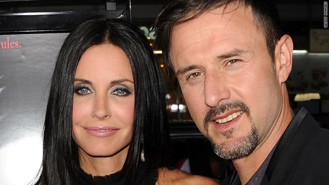 David Arquette: Courteney and I will always be together