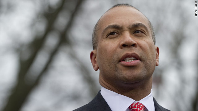 Gov. Patrick: Racism in birther movement