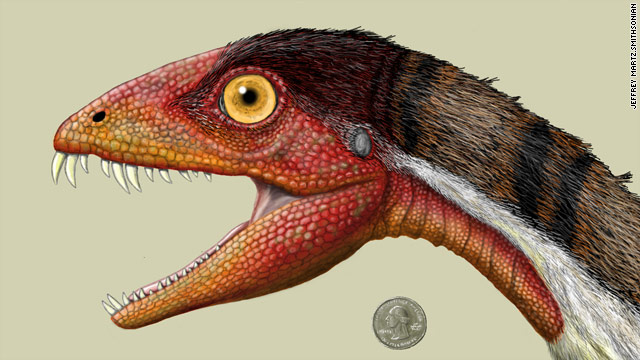 New dinosaur species is a missing link