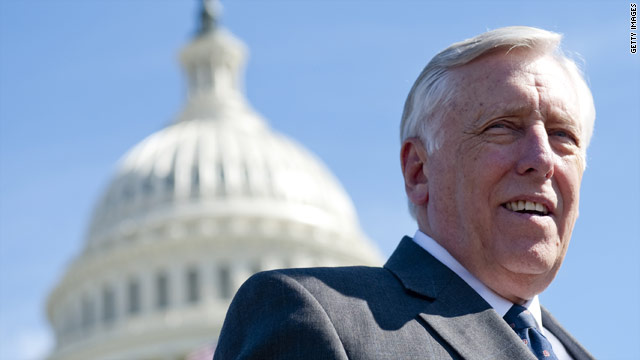 Hoyer: Romney comments help &#039;in every swing district in America&#039;