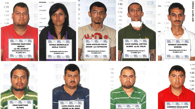 Drug cartel suspected in northern Mexico's mass graves, authorities say