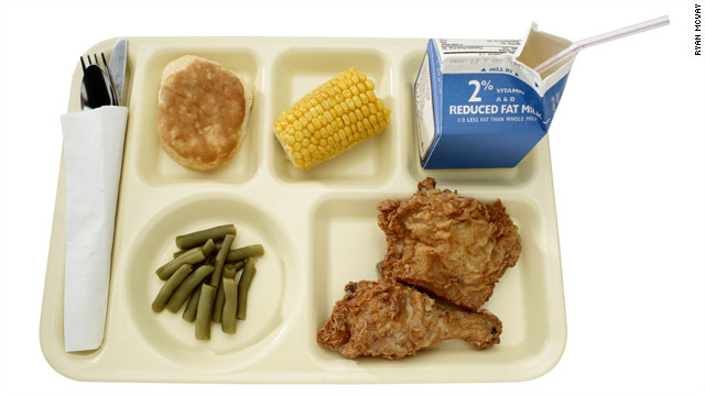 Lunchtime poll – should schools rule kids' lunches?