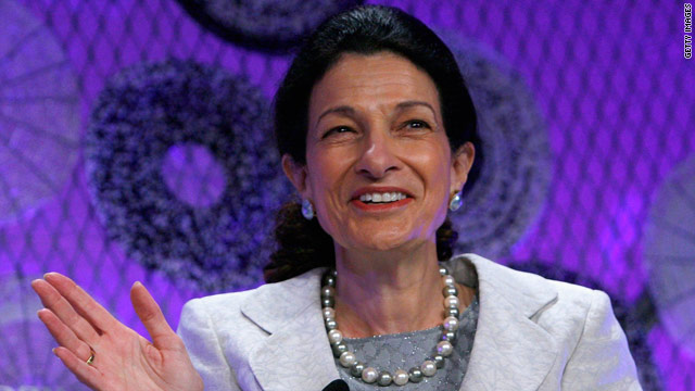 Now out of Senate, Snowe supports same-sex marriage