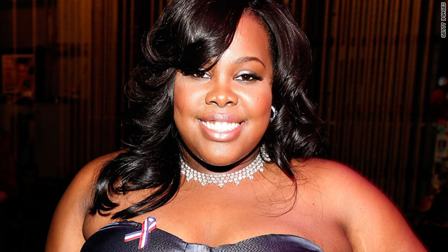 Amber Riley: Chris Colfer is my real-life Kurt