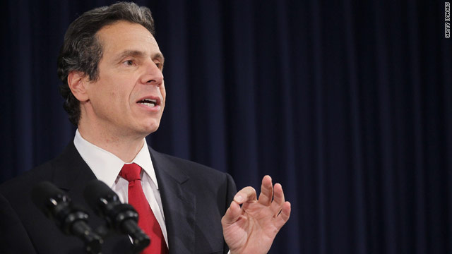 Poll: Budget gives Cuomo a big bump