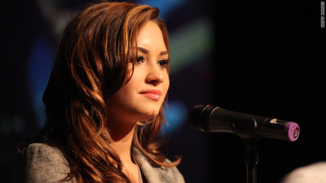Demi Lovato on her lifelong eating disorder