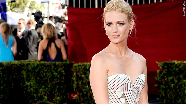 January Jones: Betty Draper was written for me