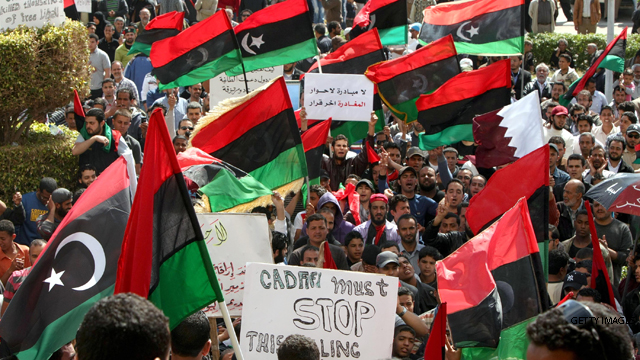 CNN Poll: Small majority favor U.S. involvement in Libya