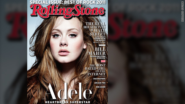 Adele: I don't have time to worry about weight