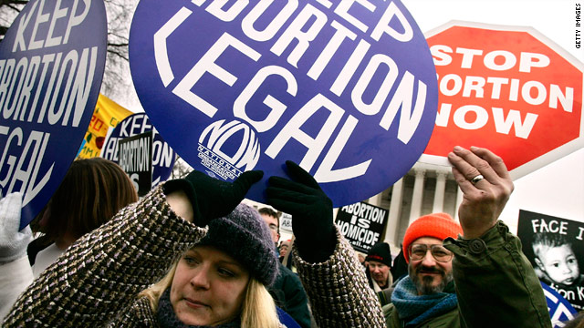Overheard on CNN.com: More states increase abortion restrictions