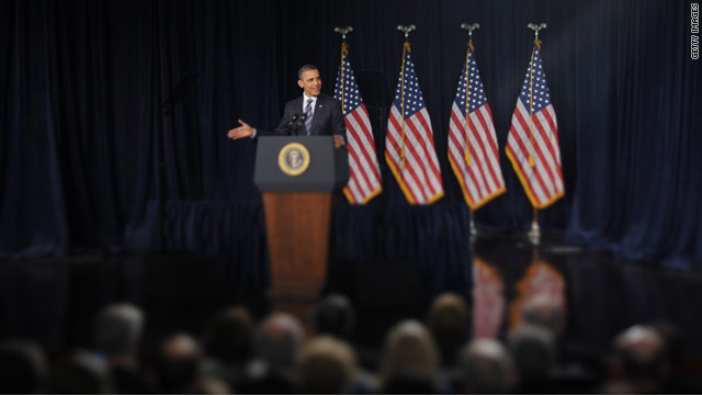 Obama's budget balancing act