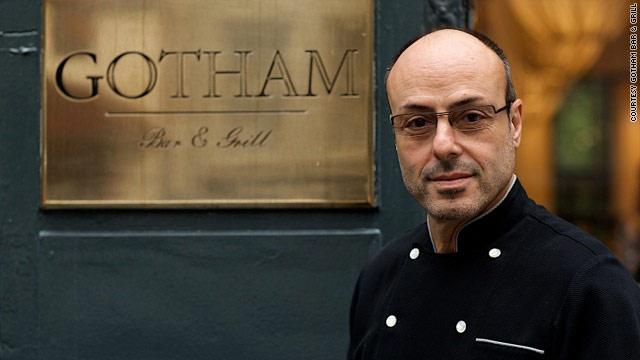5@5 - Chef Alfred Portale