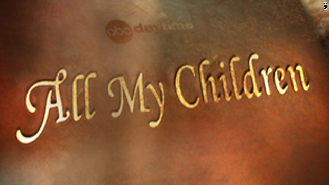 'All My Children,' 'One Life to Live' canceled