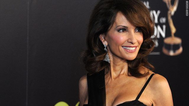 So what does Susan Lucci have to say about this?