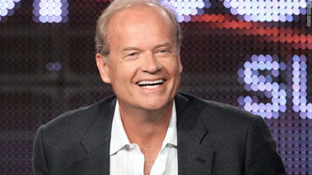 Kelsey Grammer gets in the reality TV game