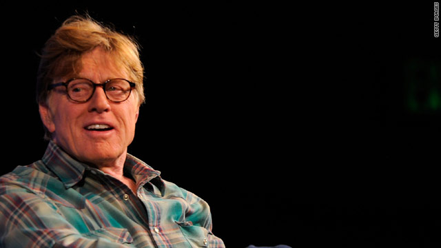 Redford: Palin benefits from 'how limited she is'