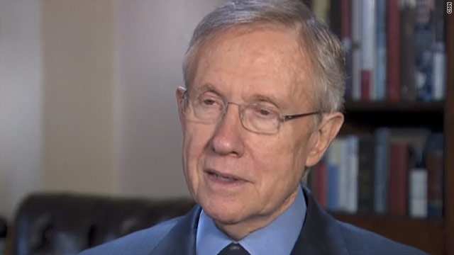 'I'm not confident' Afghanistan operation will work, Reid says