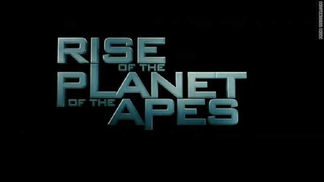 Trailer arrives for 'Rise of the Planet of the Apes'
